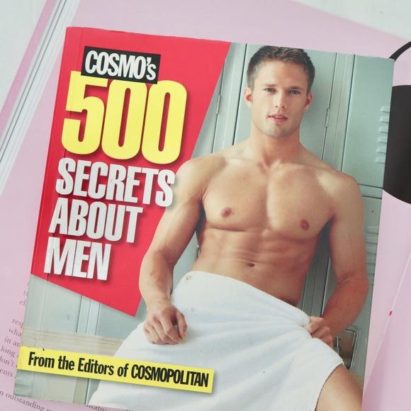 Cosmopolitan's 500 Secrets about Men Hearst Books